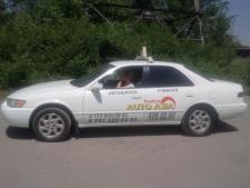 Учебный автомобиль автошколы «Kaz-Kor Auto Asia»