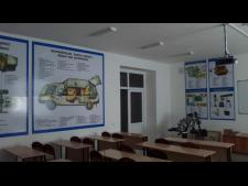 Учебный класс автошколы «Ак Жол» (Астана)