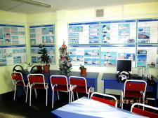 Учебный класс автошколы «Жарык жол-Казахстан»