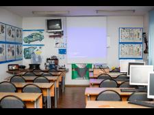 Учебный класс автошколы «Каз Авто»