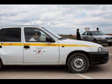 Учебное авто автошколы «Кызыл-Жар»